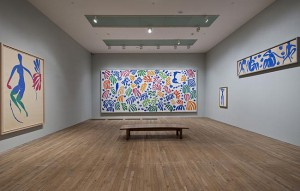 Henri Matisse: The Cut-Outs at Tate Modern, London, from April 17 to September 7, 2014 (image courtesy of galleriesnow.net)
